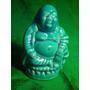 Buda De Porcelana Turquesa
