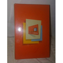 Mazo Naipes De Truco Publicidad Tarjeta Naranja