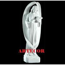 Arcangel Gabriel, Imágenes Religiosas, Estatuas, Cemento