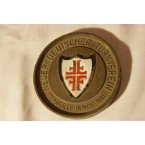 Medalla Sociedad Alemana De Gimnasia 1981