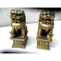 Perros De Fo Son Dos En Ceramica Excelente Estado