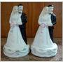 Adornos De Torta De Casamiento.nuevo Y Retro.te Acordas??