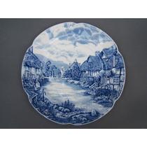 Historical*- Plato Atril Johnson Bros Countryside 23cm-envio
