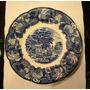 Antiguo Plato Porcelana Woods & Sons. England (159027)