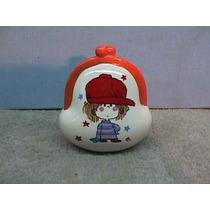 Alcancia Japonesa De Ceramica