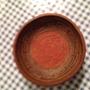 Fuente Mexicana Ceramica Con Figura En Perfecto Estado