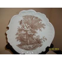 Plato Masitero Porcelana Viena (baiut)