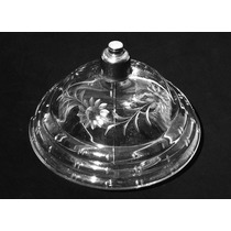 Historical*-perfumero Rociador Art Decó Cristal Año 40-envío
