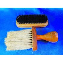 El Arcon Lote Brocha Para Afeitar + Cepillo Zapatos 12061