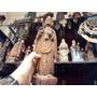 Antigua Imagen En Madera. San Pedro Colonial Santo Arte