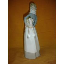 Figura Lladro Porcelana Sellada Impecable Coleccion (0773x)
