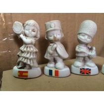 Figurita De Porcelana Biscuit