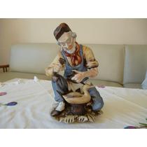 Estatuilla De Pocela Opaca Importada