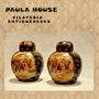 Par Potiche Antiguo Porcelana China22 Cm-capfed Envio Gratis