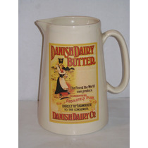 Antigua Jarra Amberglade - Hand Crafted - England 25 Cm!!!