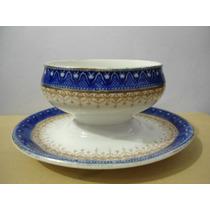 Antiguo Despojador,florero,salsera Porcelana Royal Doulton.