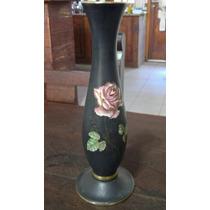 Antiguo Florero Porcelana Alemana