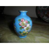 Violetero Porcelana Japonesa. Sellado.microcentro-avellaneda