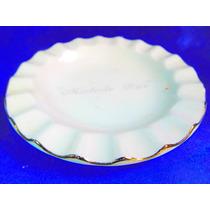 El Arcon Plato De Porcelana Cenicero Verbano 11,5cm 20125