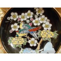 Plato Porcelana Japonesa A Mano