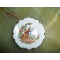 Mini Platito Porcelana Limoges. Microcentro-avellaneda.