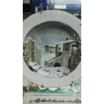 Exquisito Plato Porcelana Tsuji