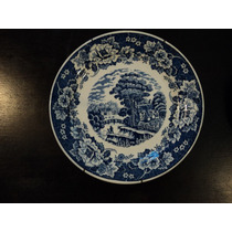 Platos Decorativos En Porcelana Lozadur