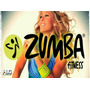 Pack Zumb Fitnes 4 Dvd (2 Español Y 2 Ingles)