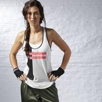 Musculosa Deportiva Less Mills Reebok Mujer Nuevo Import.usa