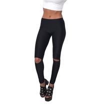 Indira Calza Rodilla Rota Reductora Pantalon Roller Leggings