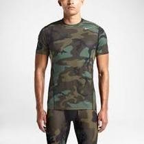 Remera Nike Pro Combat Hombre
