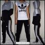 Conjunto Adidas Mujer + Remera De Regalo (+ De 10 Vendidos)
