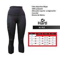 Id012 Calza Pescador Deportiva Hartl (mujer) Envío Gratis