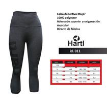 Id011 Calza Pescador Deportiva Hartl (mujer) Envío Gratis