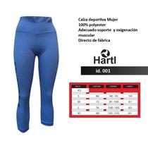 Id001 Calza Pescador Deportiva Hartl (mujer) Envío Gratis