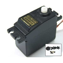 Servo 6,9 Kg Hextronik Hx 5010 - Pack X 4 - Envío Gratis