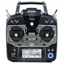 Radio Futaba 8j + R2008sb - Fasst