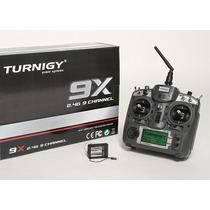 Radio Turnigy 2.4ghz - 9 Canales - V.2