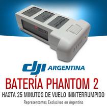 Bateria Extra Duracion Cuadricoptero Dji Phantom 2 Original