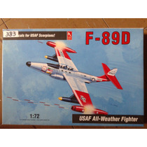 Hobbycraft F-89 D Esc. 1/72