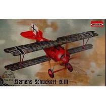 Siemens Schuckert D.iii 1/32 Marca Roden
