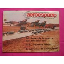 Aeroespacio N°462 1988 Revista Nacional Aeronautica Espacial