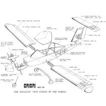 Plano Avion Cri Cri