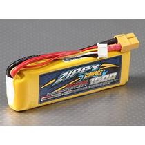 Bateria Lipo 1500mah 3s 11.1v 25c Zippy Compact