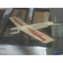 25 Aviones Grandes De Madera Balsa
