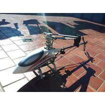 Helicoptero Hk 600, Impecable+opcional Rtf