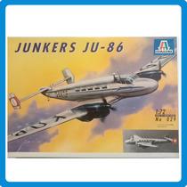 -full- Junkers Ju-86 Italeri 1/72 Nº 029