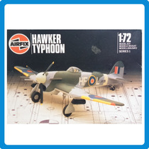 -full- Hawker Typhoon 1/72 Airfix Nº 01027