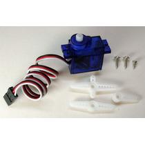 Servo 9g Sg90 Engranaje Plastico Mutiple Uso