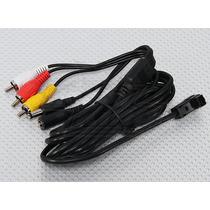 Cable Gafas Fatshark Fpv Base Main Connecting (3 Metros)